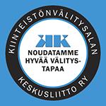Juujärvi LKV hyvä välitystapa