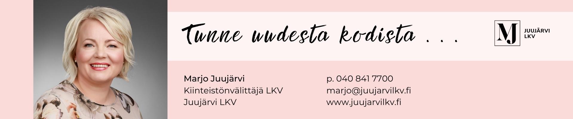 Juujärvi LKV | Marjo Juujärvi